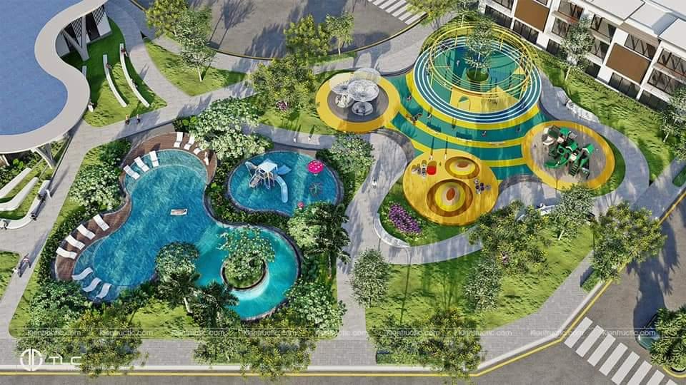 công viên nước châu đốc