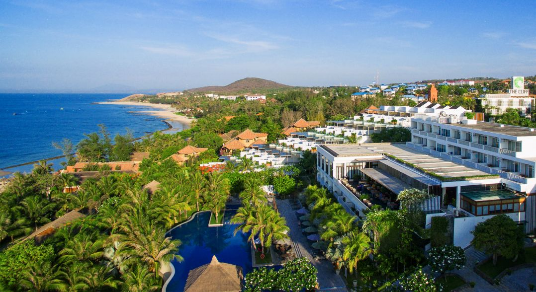 vista beach resort & spa Bình Thuận